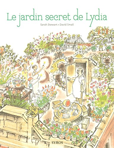 Le jardin secret de Lydia