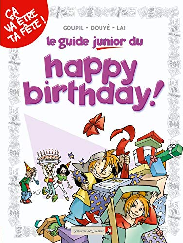 Les Guides junior, tome 4