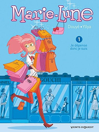 Marie-Lune, Tome 1