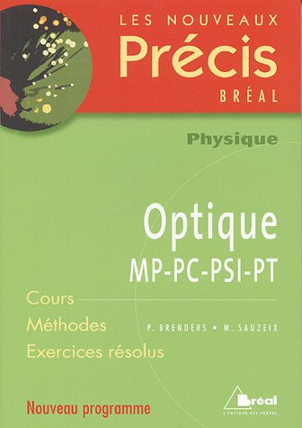 Optique MP-PC-PSI-PT
