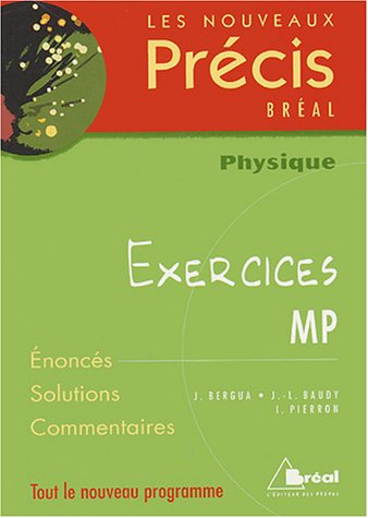 Physique MP : Exercices