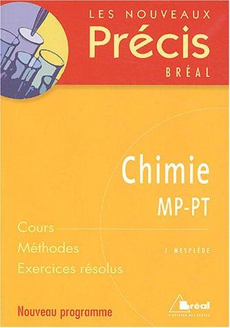 Chimie MP-PT