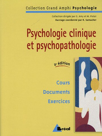 Psychologie clinique et psychopathologique : Premier et second cycles universitaires