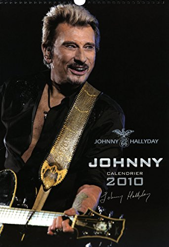 Calendrier Johnny 2010