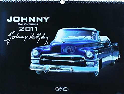 Calendrier Johnny 2011