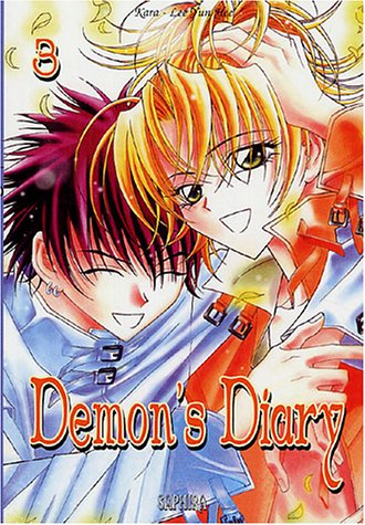 Demon's Diary, Tome 3 :