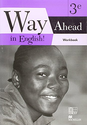 Way Ahead in English ! Troisième Workbook Cameroun