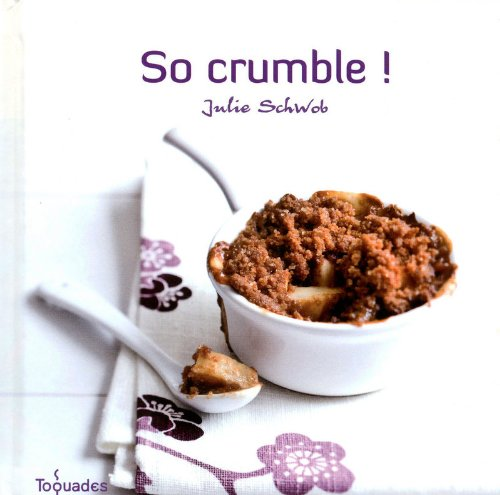 So crumble !