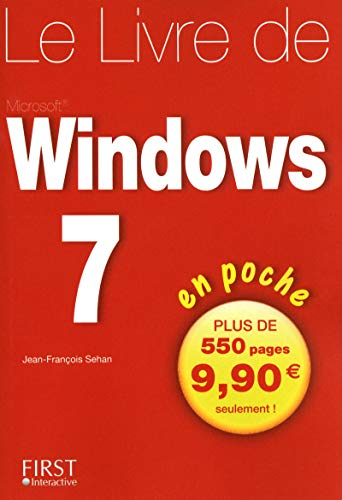 Le livre de Windows 7 en poche