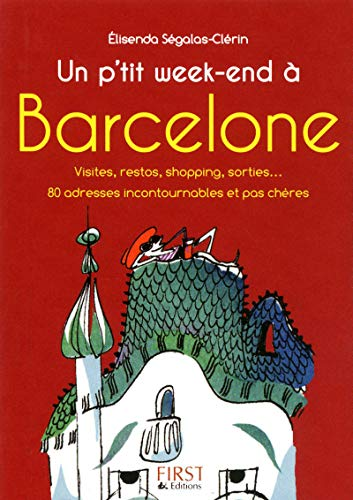 Un p'tit week-end à Barcelone