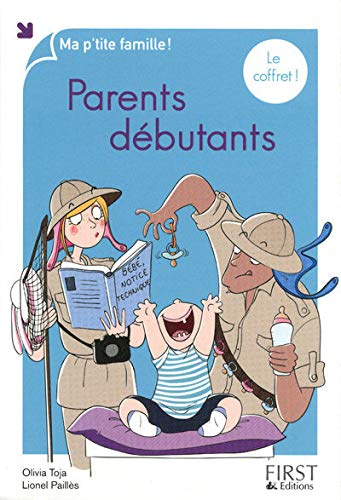 Parents débutants : Coffret en 2 volumes : Maman débutante ; Papa débutant