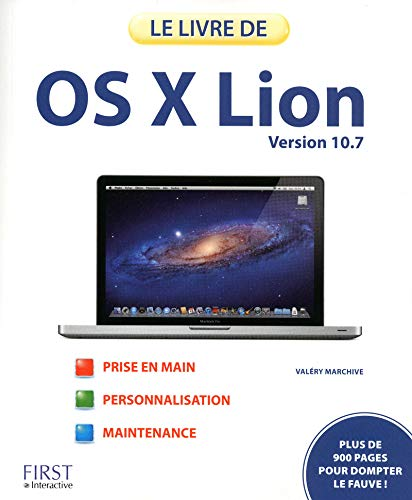 Le livre d'OS X Lion : Version 10.7