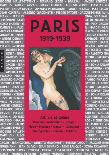 Paris 1919-1939 : Art et culture