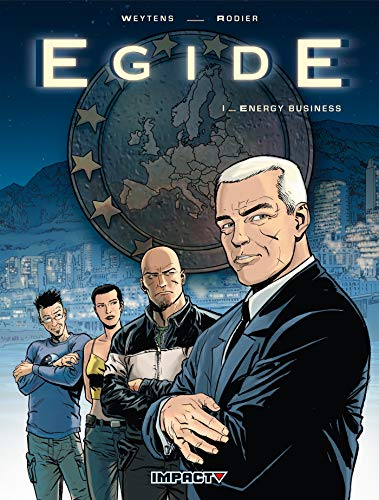 Egide, Tome 1 : Energy Business