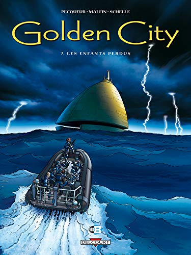 Golden City, Tome 7