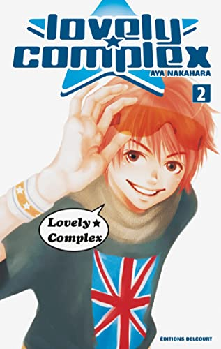 Lovely Complex, Tome 2 :