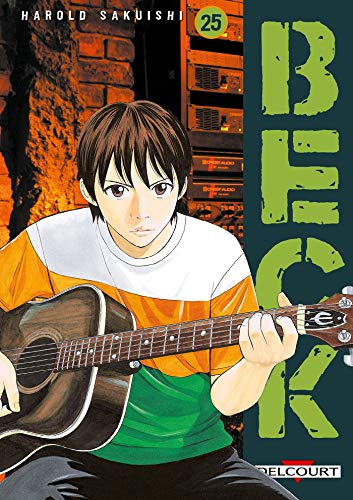 Beck, Tome 25 :