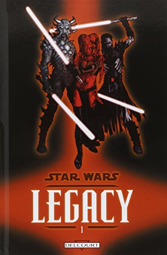 Star Wars Legacy, Tome 1