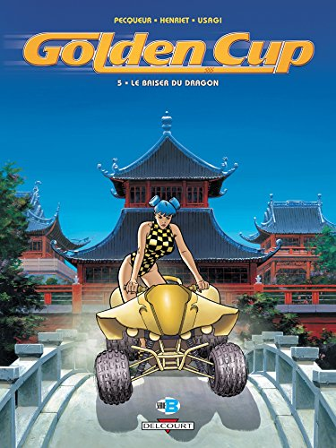 Golden Cup, Tome 5