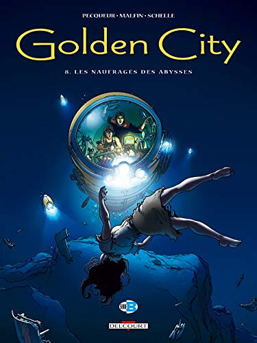 Golden City, Tome 8