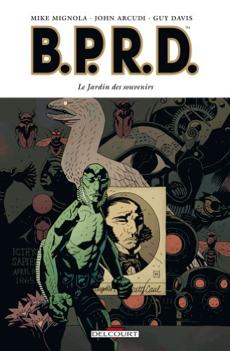 BPRD, Tome 7