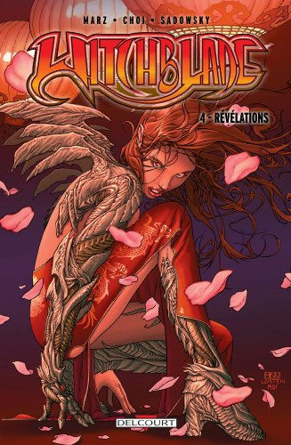 Witchblade, Tome 4 : Révélations
