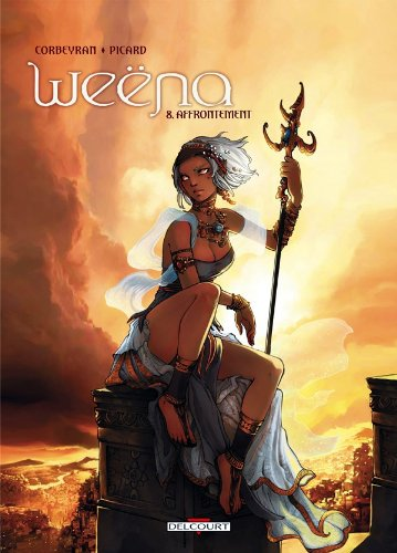 Weëna, Tome 8 : Affrontement