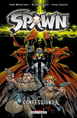 Spawn, Tome 8 : Confessions