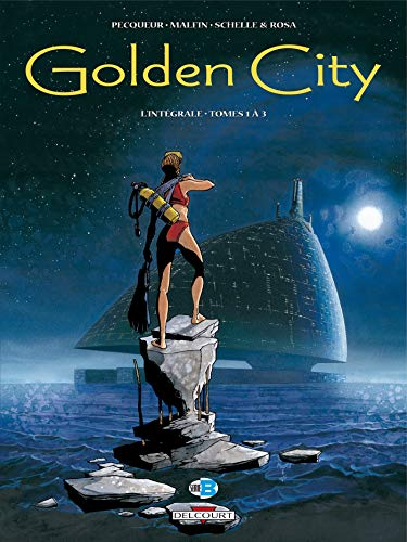 Golden City, Tomes 1 à 3