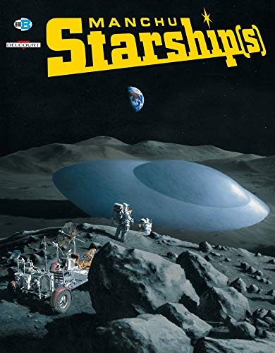 Manchu Starships : Art Book Manchu