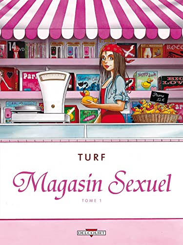 Magasin Sexuel, Tome 1