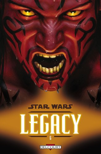 Star Wars Legacy, Tome 6