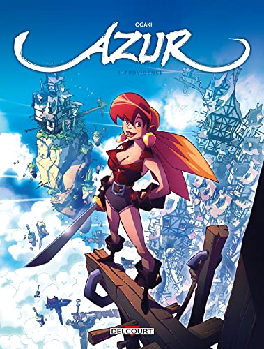 Azur, Tome 1 : Providence