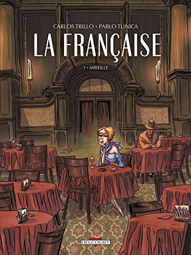 Francaise tome 1 Mireille