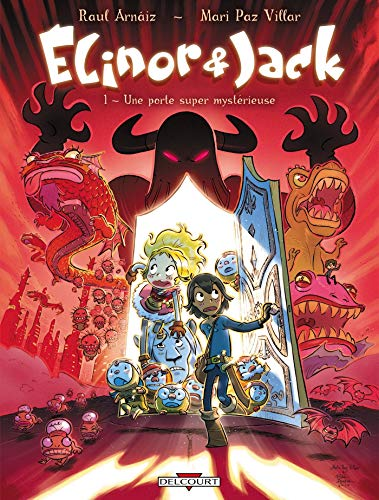 Elinor & Jack, Tome 2 : De l'or, beaucoup d'or !