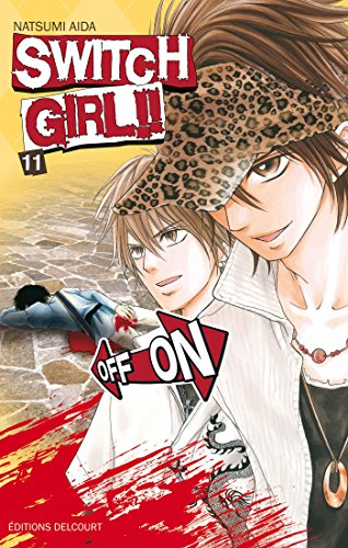 Switch Girl !!, Tome 11