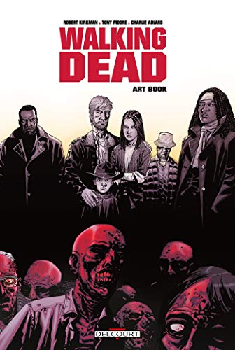 Walking Dead : Art book