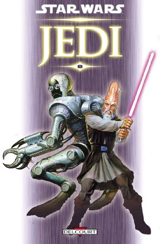 Star Wars Jedi, Tome 8