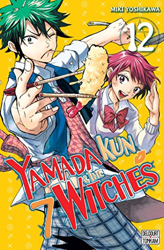 Yamada Kun & the 7 witches. 12