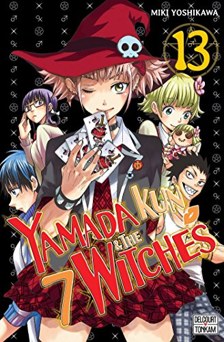 Yamada Kun & the 7 witches. 13
