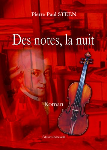 Des notes, la nuit