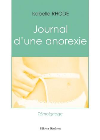 Journal d'une Anorexie