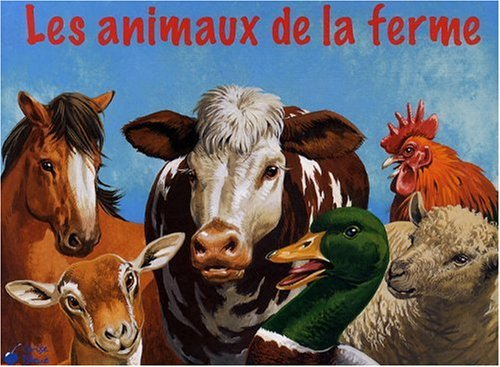 Animaux de la Ferme (Pop-Up Géants)