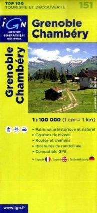 Grenoble/Chambery: IGN.V151