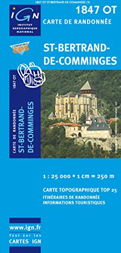 St-Bertrand-de-Comminges GPS: IGN.1847OT