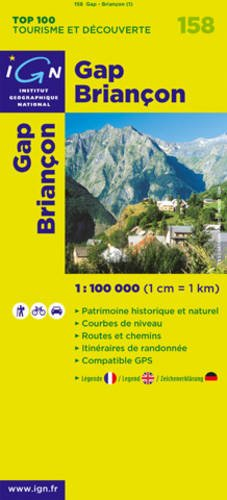 Gap/Briancon: IGN.V158