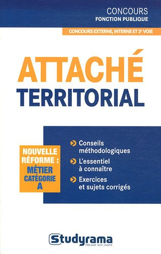 Attache territorial cat.A