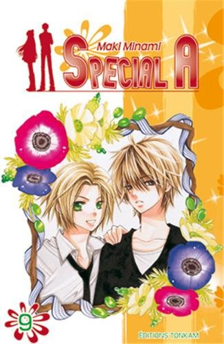 Special A, Tome 9