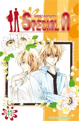 Special A, Tome 11