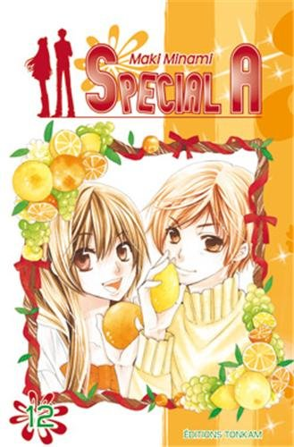 Special A, Tome 12